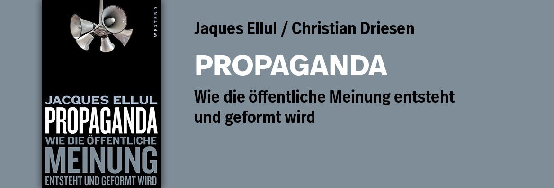 TEASER - Ellul - Propaganda