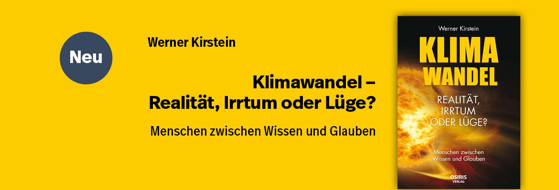 TEASER - Kirstein - Klimawandel