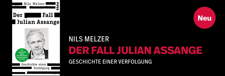 TEASER - Melzer - Julian Assange