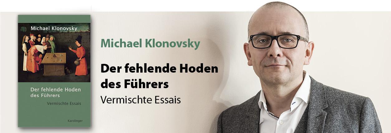 TEASER-Klonovsky-Hoden